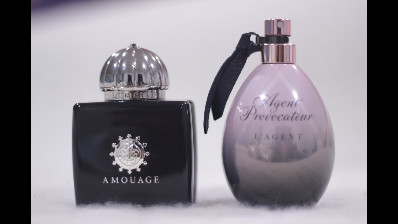 Amouage Memoir Woman And Agent Provocateur Lagent Review Youtube