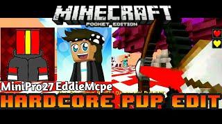 ME vs EDDIEMCPE||HardCore Editing