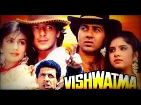 Vishwatma 1992 theme
