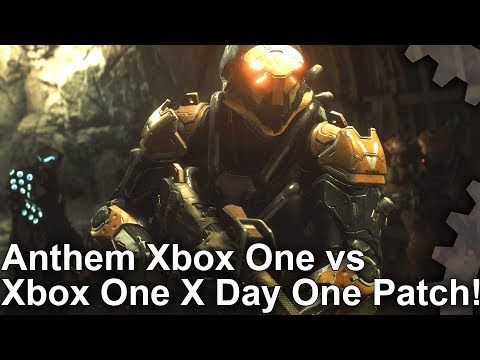 Anthem Day One Patch: Xbox One X vs Xbox One - Is Performance Good Enough?