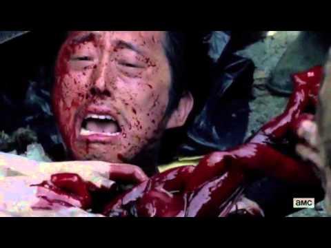 "Nicholas's death / The Walking Dead - 6x3 ""Thank You"""