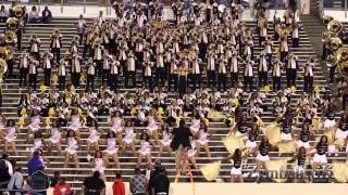 PVAMU Marching Storm Pays Tribute to Johnny Kemp - Just Got Paid (2014)