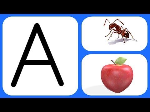 ABCD | Alphabet Song | ABCD Song | Cartoon Video | ABCD Poem | A To Z | A B C D
