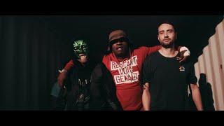Dead Rabbit - Container feat. Marsimoto, Sylabil Spill, Virusboy (OFFICIAL VIDEO)