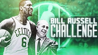 11 Titles in 13 Years...The Bill Russell Challenge