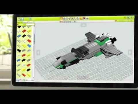 LEGO Design byME Intro - LDD 4.0