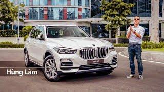 BMW X5 2019 giá 4,3 tỷ vừa ra mắt - đã lái thử là không muốn rời | XE HAY