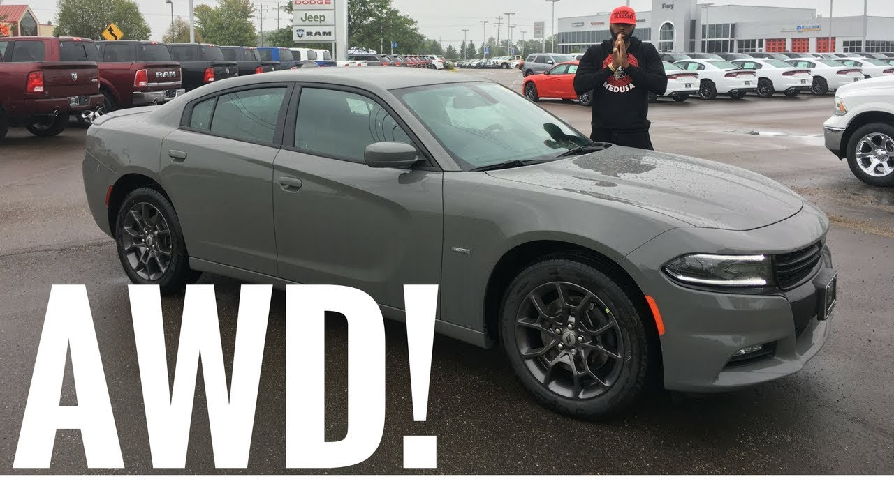 2018 Dodge Charger Gt Review Awd From A Hellcat Owners Perspective