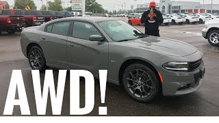 2018 Dodge Charger GT Review!! AWD Charger From A Hellcat Owners Perspective..