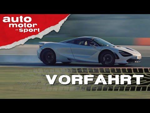 McLaren 720S: Feine englische Art - Vorfahrt   auto motor und sport