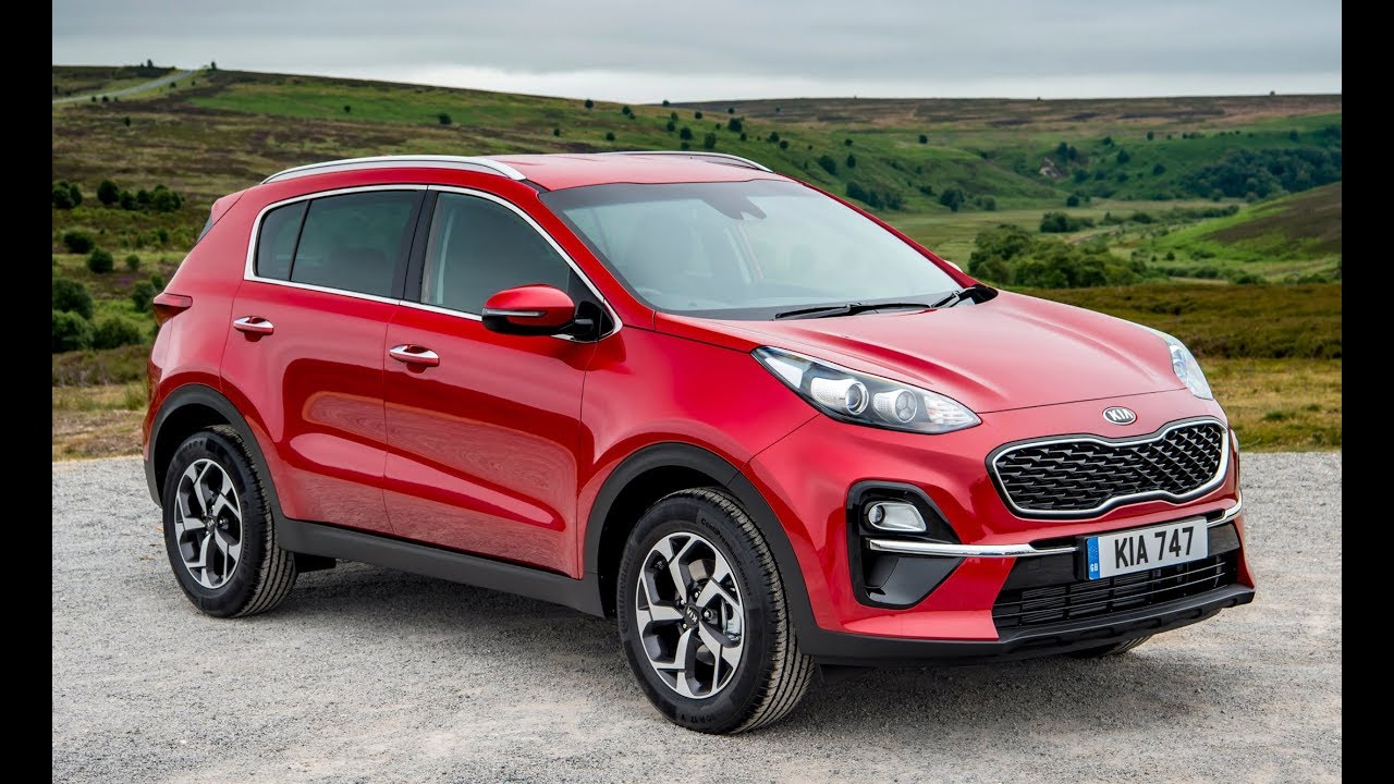 2019 Kia Sportage Interior, Exterior And Drive