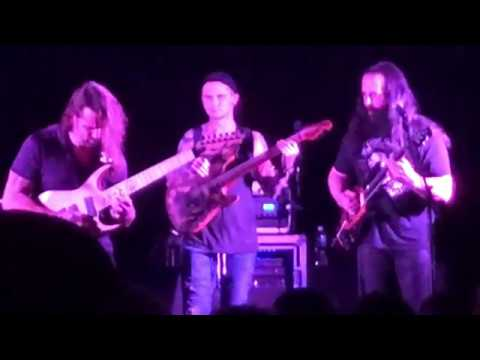 Super Jam @ John Petrucci's Guitar Universe 2.0