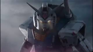 LIVE ACTION GUNDAM MOVIE IS COMING!