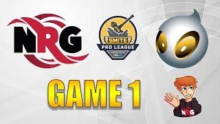 Spl: season 5 nrg vs dig game 1 week 4 (emilzy perspective)