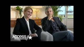 How Julia Roberts & George Clooney Were Convinced To Do Carpool Karaoke! | Access Hollywood