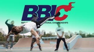 BBIC 2017 Bboy Crews Trailer ft Vagabonds, Gamblerz, RedBull BC One Allstars, + more | YAK x JINJO