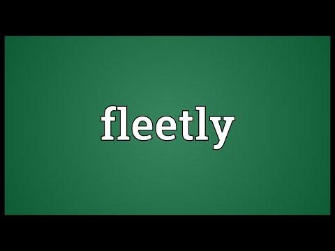 Header of fleetly