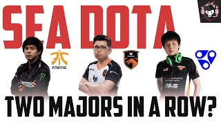 Can SEA Dota 2 Teams Win Two Majors in a Row? TNC, Reality Rift and Fnatic at The Leipzig Major