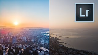 HOW TO make your DRONE photos POP in LIGHTROOM | DJI MAVIC PRO + GIVEAWAY