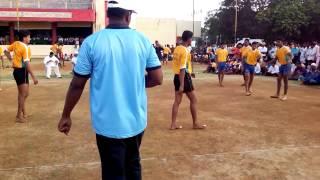 ALIBAG RCF KBD 2014 UMBARWADI VS TALAIWADI (QUARTER FINAL)