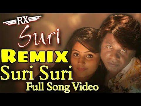 Rx Suri - Suri Suri Remix Song Video | Duniya Vijay, Akanksha | Arjun Janya