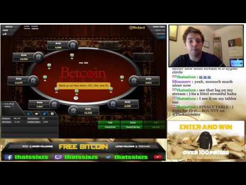 GIVEAWAY #DailyCoin $730 | BitcoinPromoCode.com | #Bitcoin USA Poker @ Betcoin [1.235 BTC POOL]  ITM