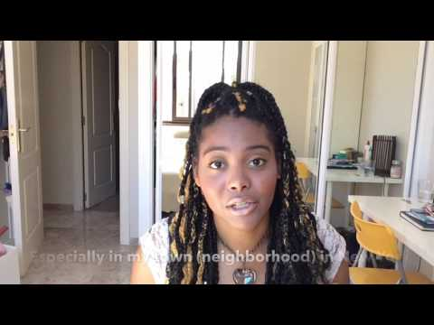 Black Girl Speaking Spanish | Language Update | Chanelle Adams