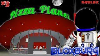 BLOXBURG - PIZZA PLANET HERO (3) - ROBLOX ROLEPLAY