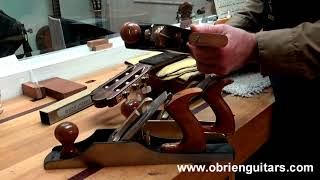 Luthier Tips du Jour Mailbag 93- Classical guitar action too high