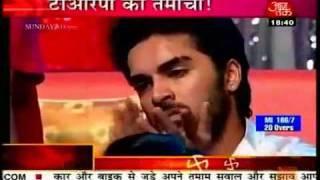 indian idol yash raj fighting