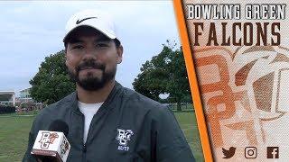 BG Men's CC : Coach Carrillo Post-Meet Interview 9.7
