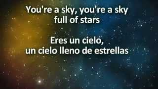 Coldplay A sky full of stars - Un cielo lleno de estrellas Lyrics Letras.mp3
