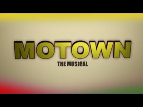 MOTOWN the Musical, London - 2016 (trailer)
