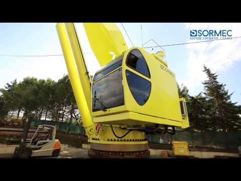 FAT Sormec Offshore Crane M1500/EL