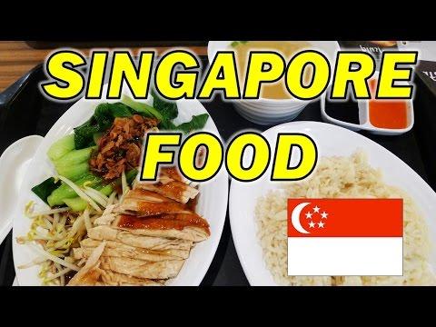 10 BEST SINGAPORE FOOD