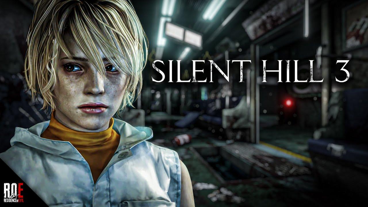 SILENT HILL 3 [HD] PART 2 | STROELLING THROUGH SILENT HILL | 🔴LIVE