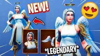 New Ark skin Gameplay in Fortnite