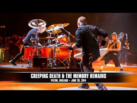 Metallica: Creeping Death and The Memory Remains (MetOnTour - Glastonbury, England - 2014)