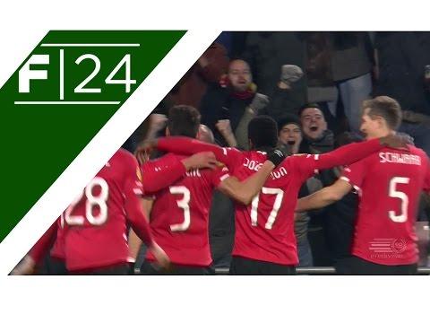 Highlights | PSV 4-3 Heerenveen
