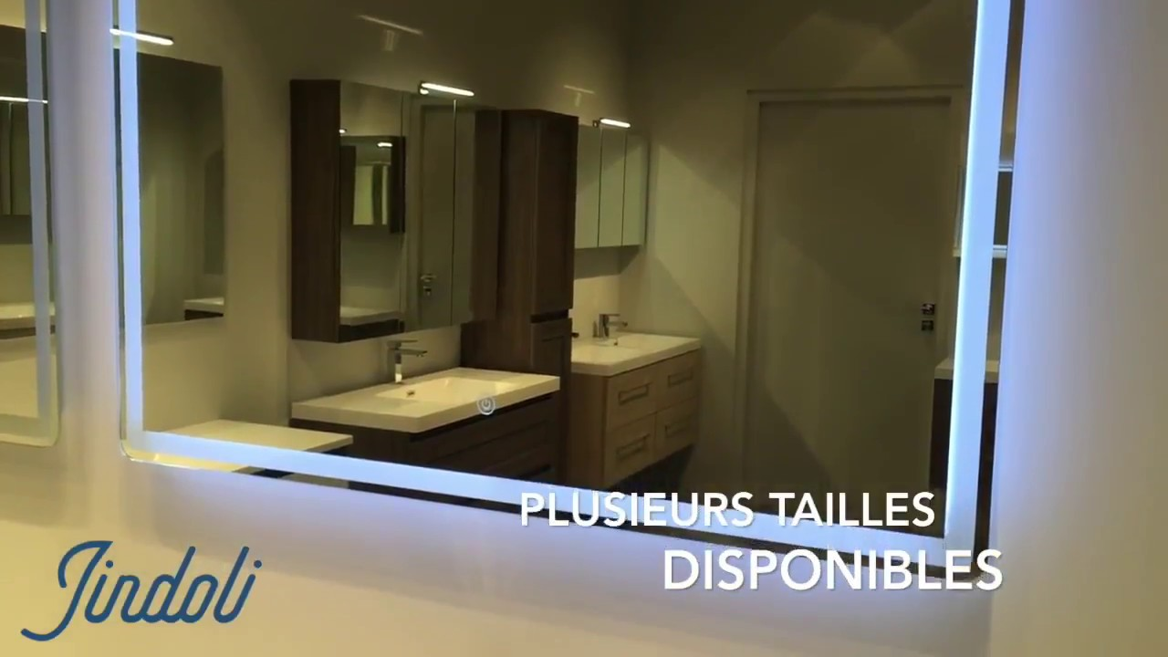 Salle De Bain Typique ~ Awesome Miroir Salle De Bain Led Contemporary Awesome Interior