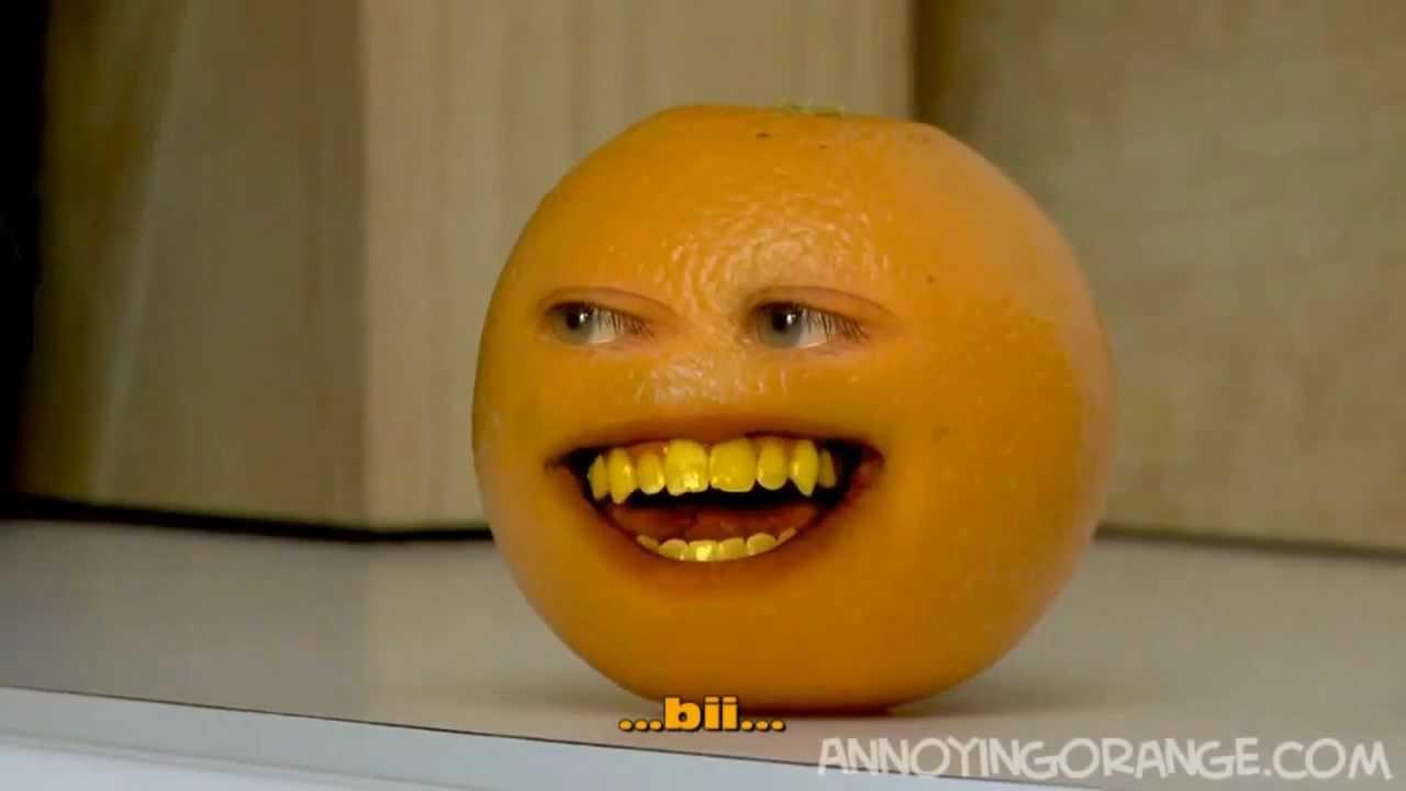 Annoying Orange Wasabi