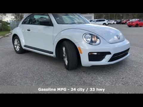 Used 2017 Volkswagen Beetle Orlando FL Union Park, FL #RCA7541