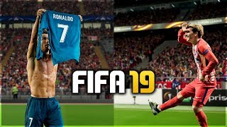 NEW CONFIRMED FEATURES IN FIFA 19