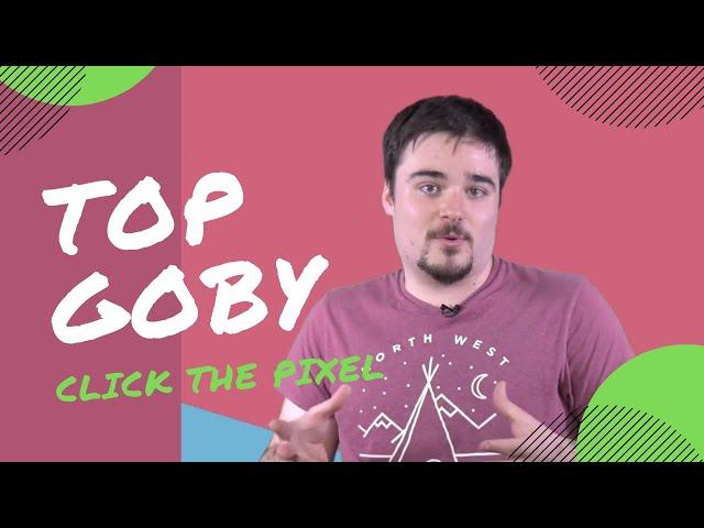 Top Goby - TOP 5 ¡Estos son mis videojuegos más TOP!