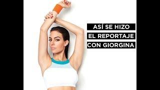 Así se hizo nuestra portada con Georgina Rodríguez