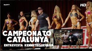 CAMPEONATO CATALUÑA IFBB | KENNETH GUEVARA | José María Forte | Cuerpos Perfectos TV HD #beCPTV