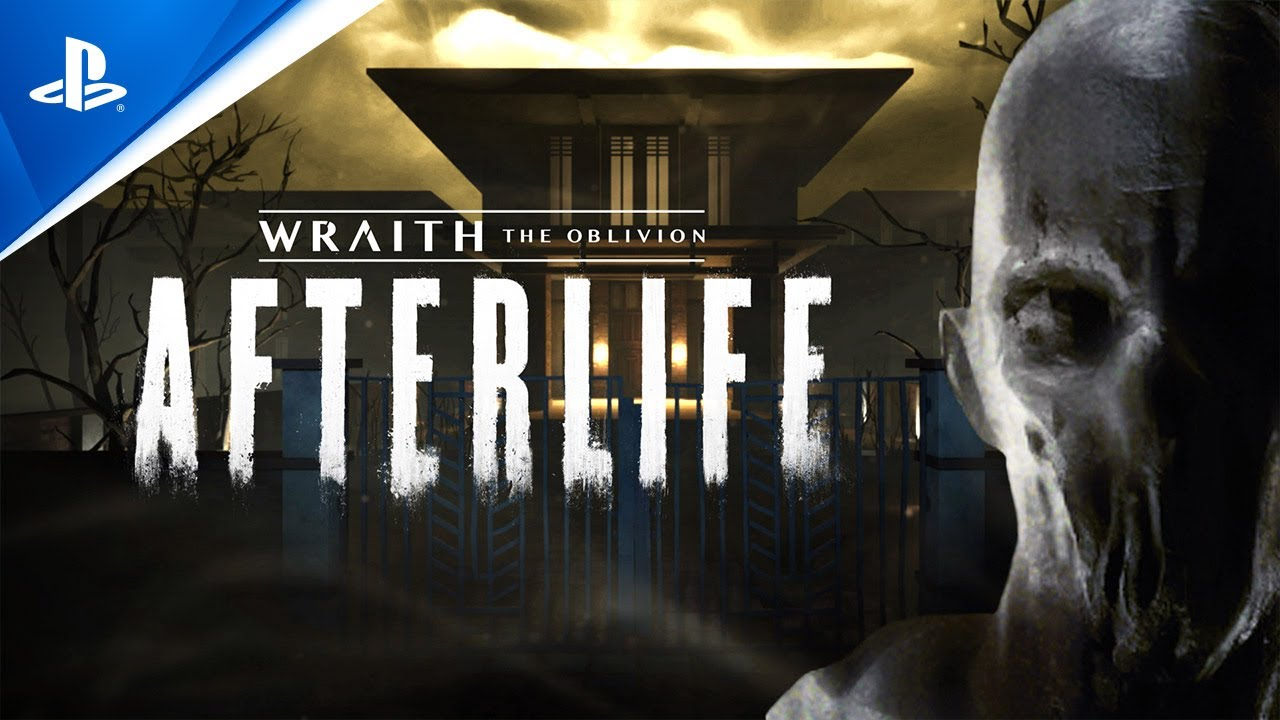 Wraith: The Oblivion - Afterlife - Release Date Trailer | PS VR