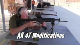 AK 47 Modifications