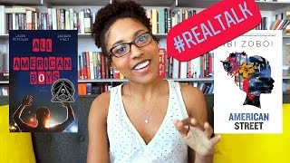 May 2017 Real Talk | All American Boys & American Street