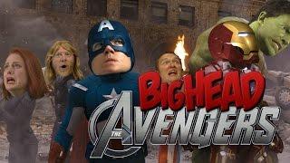 BigHead Avengers Parody | Lowcarbcomedy